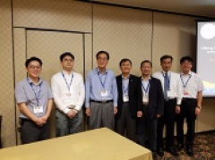Ha gave an invited talk at Electrical, Electronics, and Communications (EEC) Symposium (August 2016)